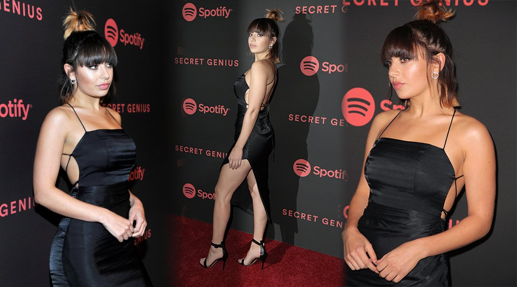 Charli XCX - Spotify's Secret Genius Awards in Los Angeles