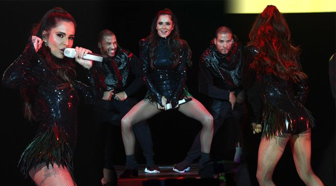 Cheryl – Hits Radio Live Event in Manchester