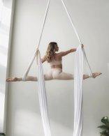 Christa B. Allen Aerial Yoga