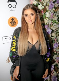 Demi Rose Mawby Sexy Body