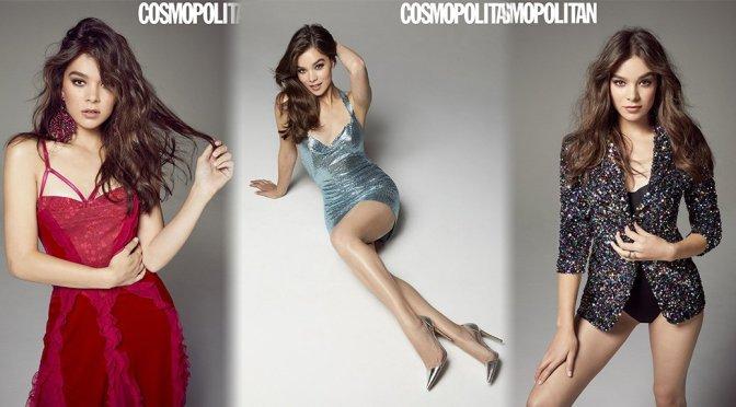 Hailee Steinfeld – Cosmopolitan Magazine Photoshoot (December 2018)