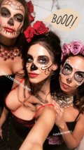 Jessica Lowndes Halloween Boobs