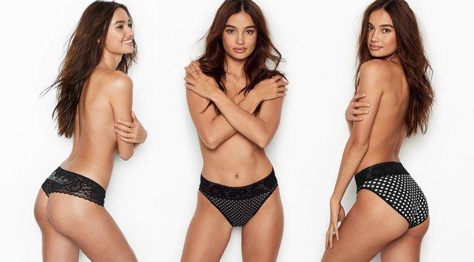 Kelsey Merritt – Victoria's Secret Lingerie Photoshoot