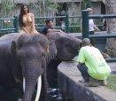 Kim Kardashian Big Boobs In Bikini Top