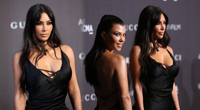 Kim Kardashian – 2018 LACMA Art + Film Gala in Los Angeles