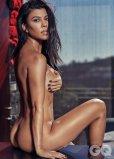 Kourtney Kardashian Naked Body