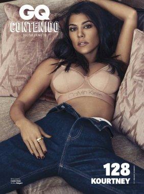 Kourtney Kardashian Sexy Naked Body