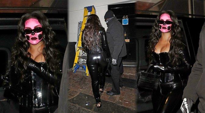 Rihanna – Halloween Party in London