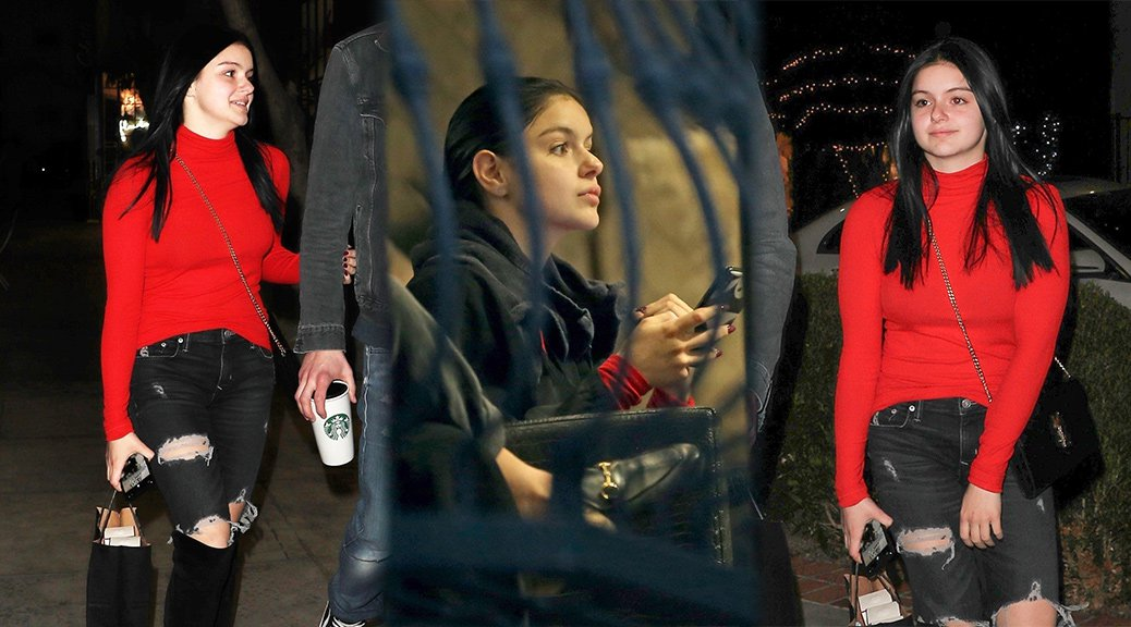 Ariel Winter - Candids in West Hollywood