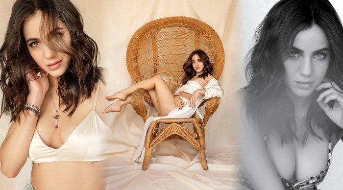 Ela Velden – Maxim Mexico Magazine (January 2019)