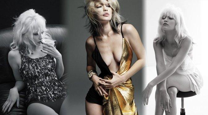 Gigi Hadid – W Magazine Photoshoot (December 2018)