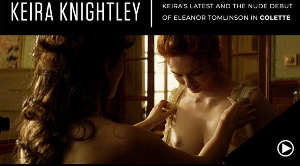 Keira Knightley New Nudity!