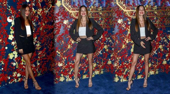 Kelsey Merritt – Hong Kong's Mott 32 Opening in Las Vegas