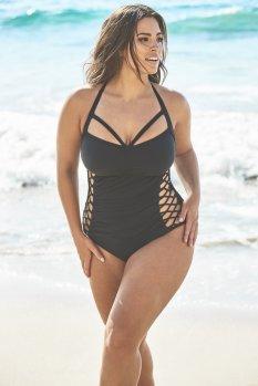 Ashley Graham Sexy Bikini Photoshoot