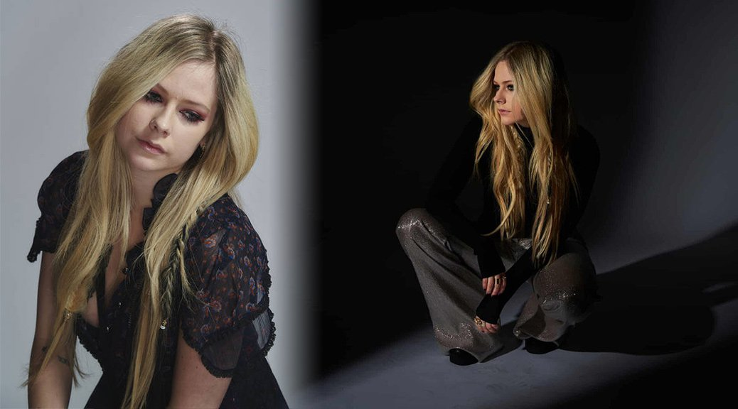 Avril Lavigne - The Guardian Photoshoot