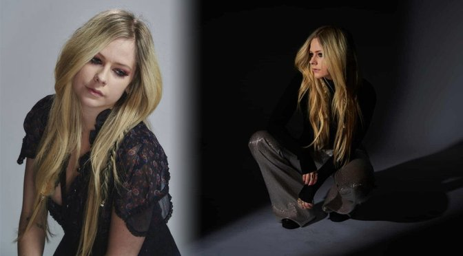 Avril Lavigne – The Guardian Photoshoot