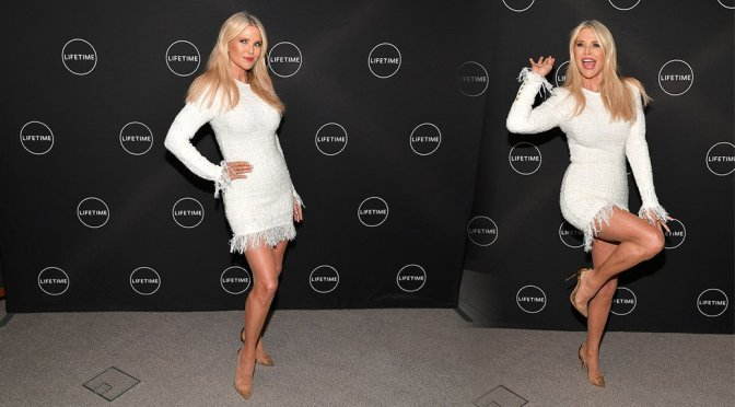 "Christie Brinkley – ""American Beauty Star"" Event in New York"