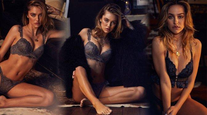 "Delilah Belle Hamlin – ""Pleasure State"" Lingerie Collection"