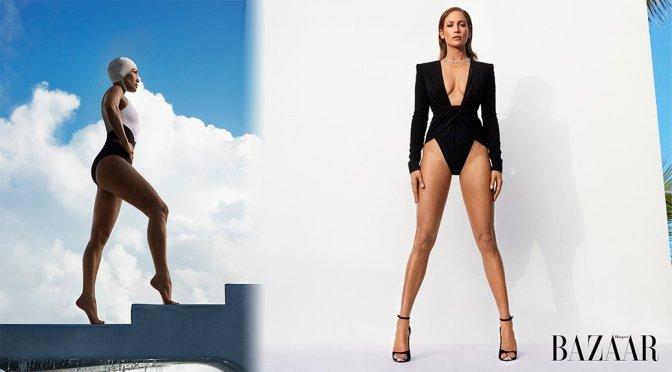 Jennifer Lopez – Harper's Bazaar Magazine Photoshoot (February 2019)