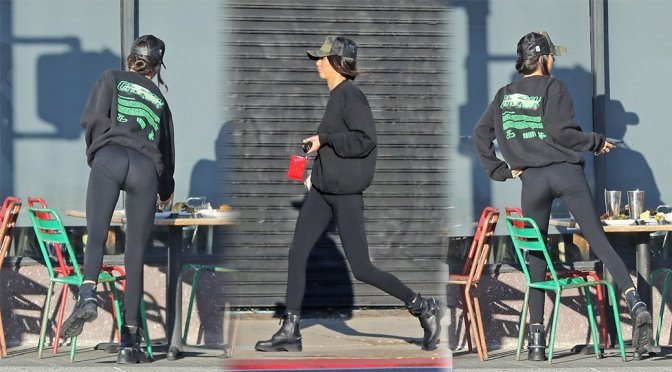 Kendall Jenner – Sexy Ass Candids in Los Angeles