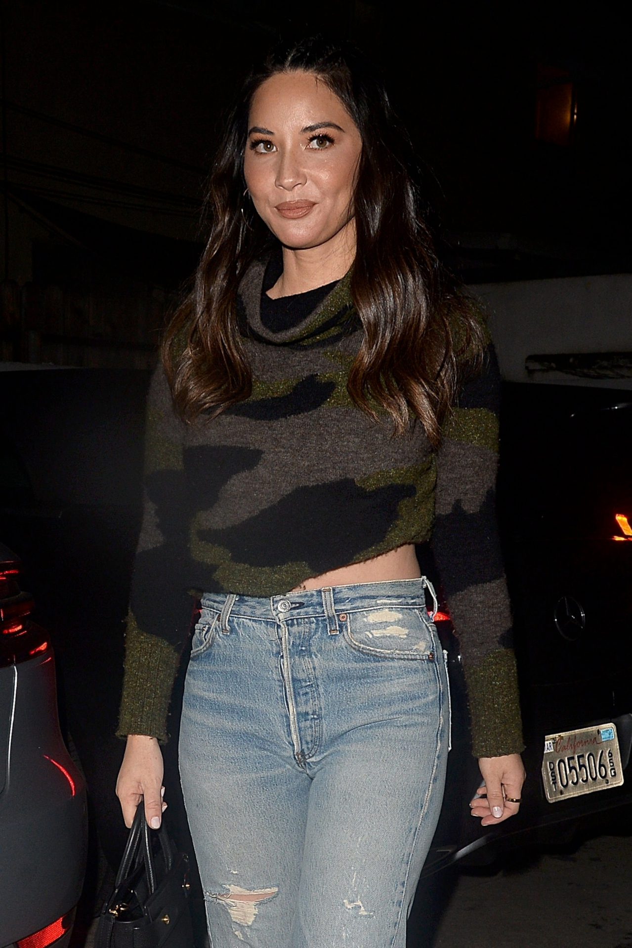 Olivia Munn – Candids in West Hollywood