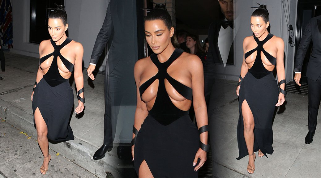 Kim Kardashian - 5th Annual Hollywood Beauty Awards in Hollywood