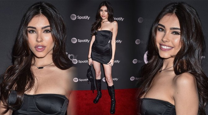 Madison Beer Sexy Young Body