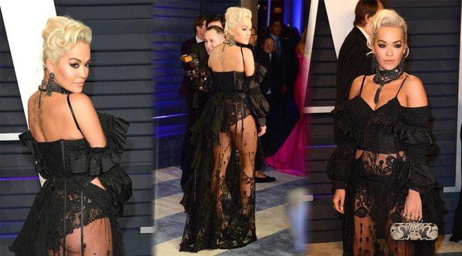 Rita Ora – 2019 Vanity Fair Oscar Party in Beverly Hills