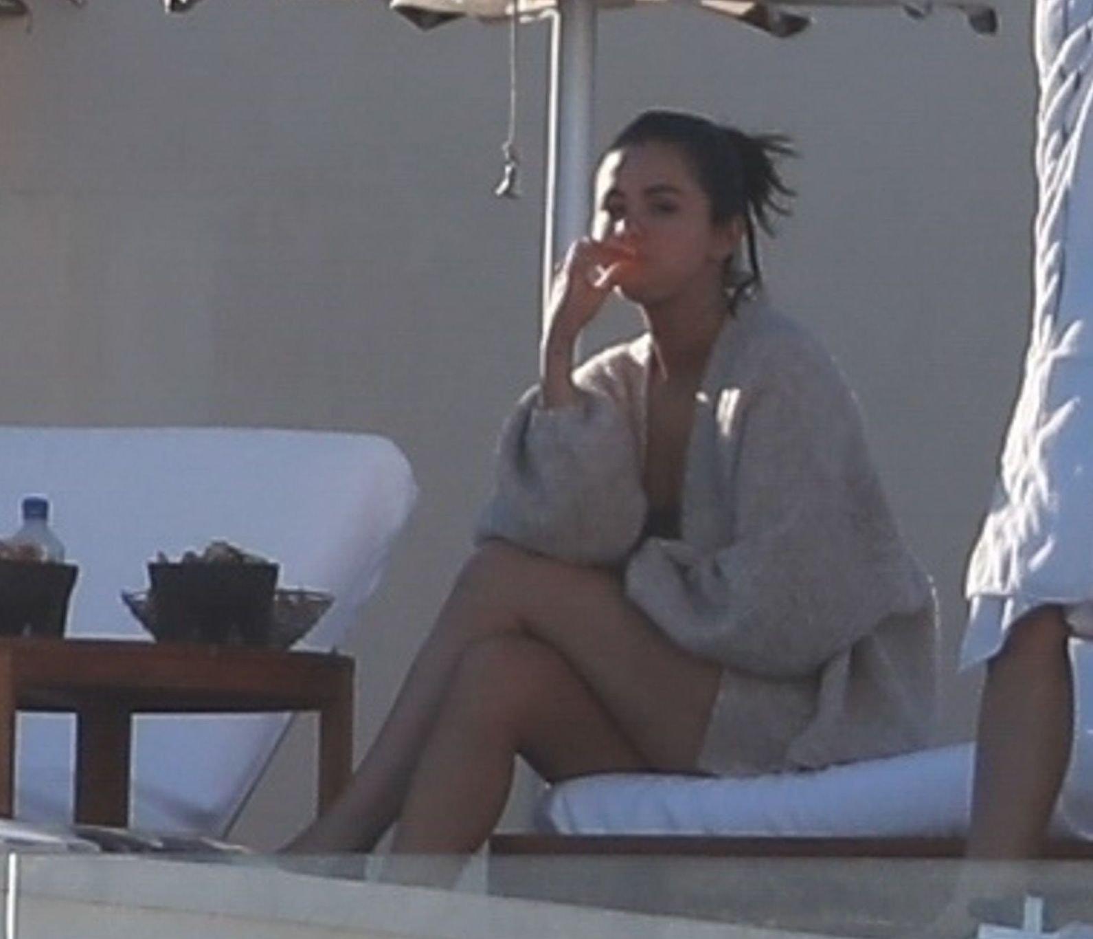 Selena Gomez Swimsuit