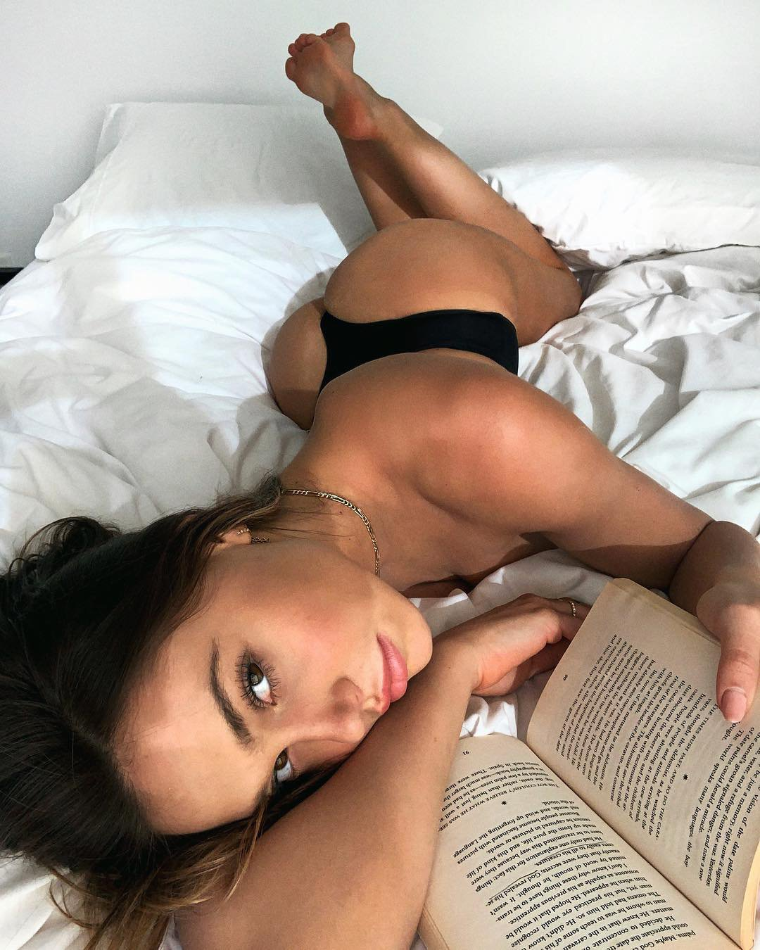 Alexis Ren Hot Ass In A Thong
