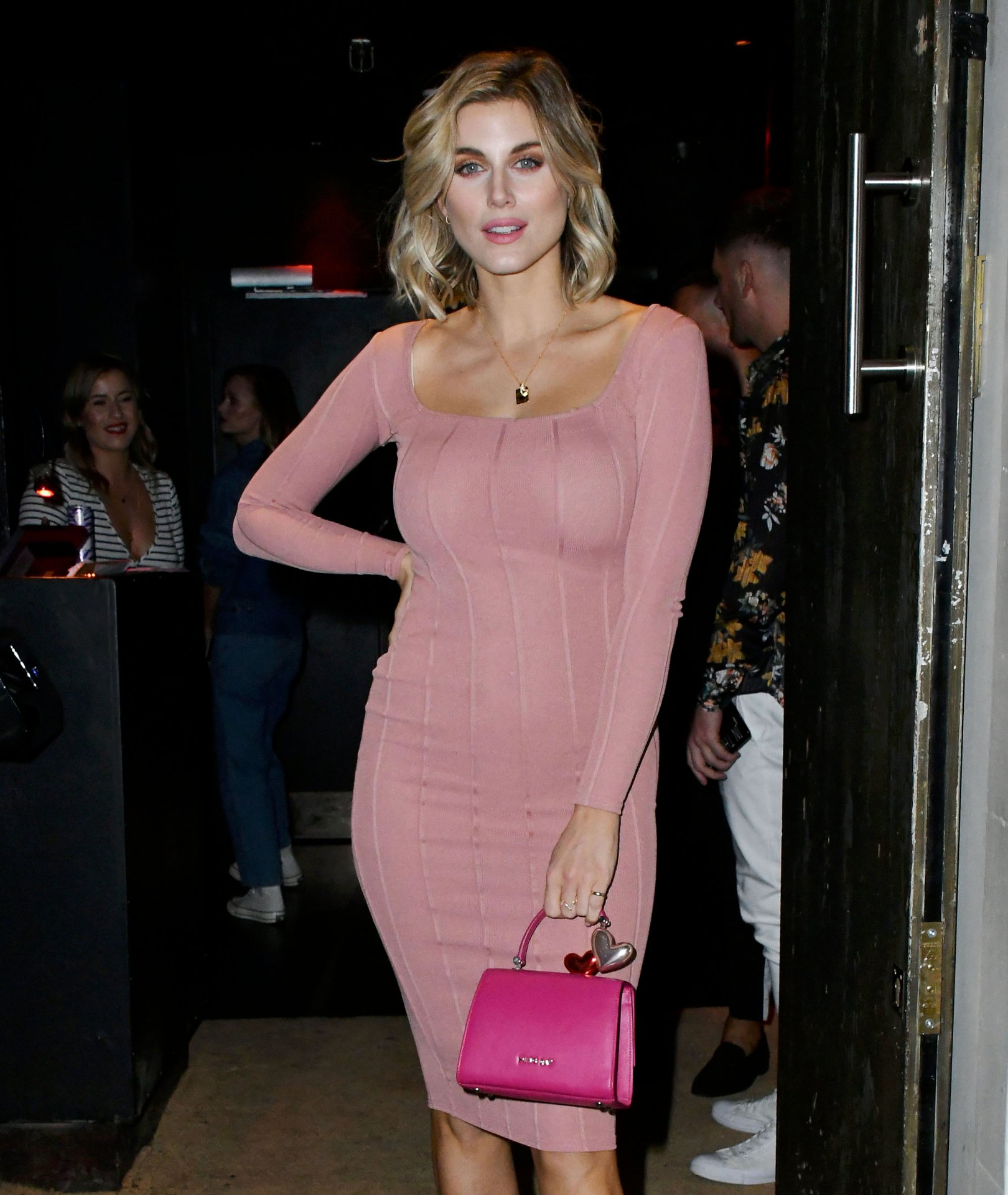Ashley James Sexy Tight Dress