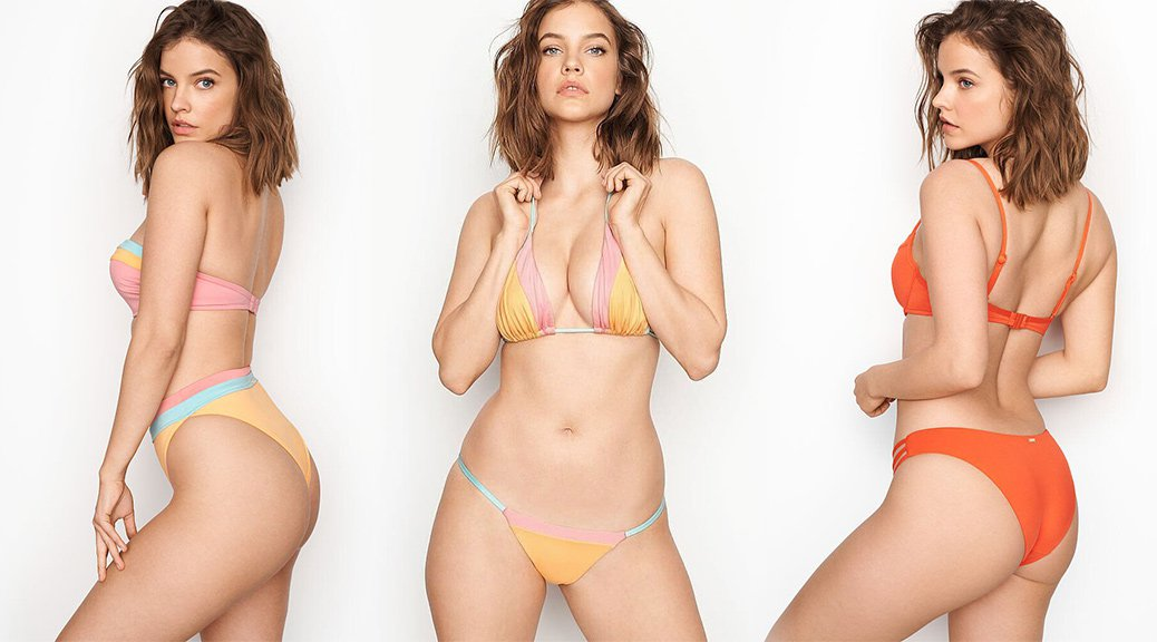 Barbara Palvin - Victoria's Secret Swimwear Photoshoot