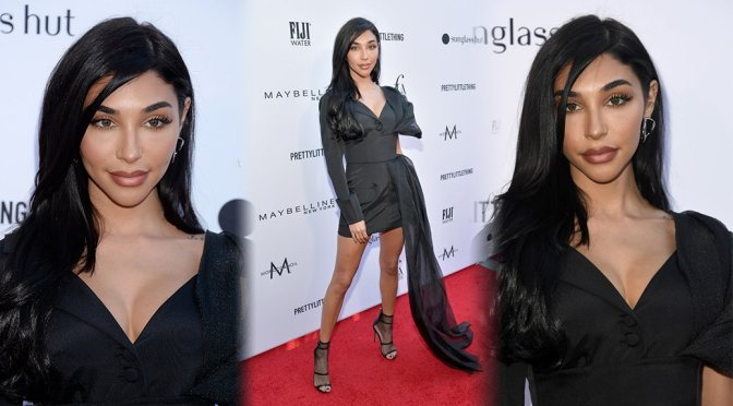 Chantel Jeffries – Daily Front Row's 5th Annual Fashion Awards in Los Angeles