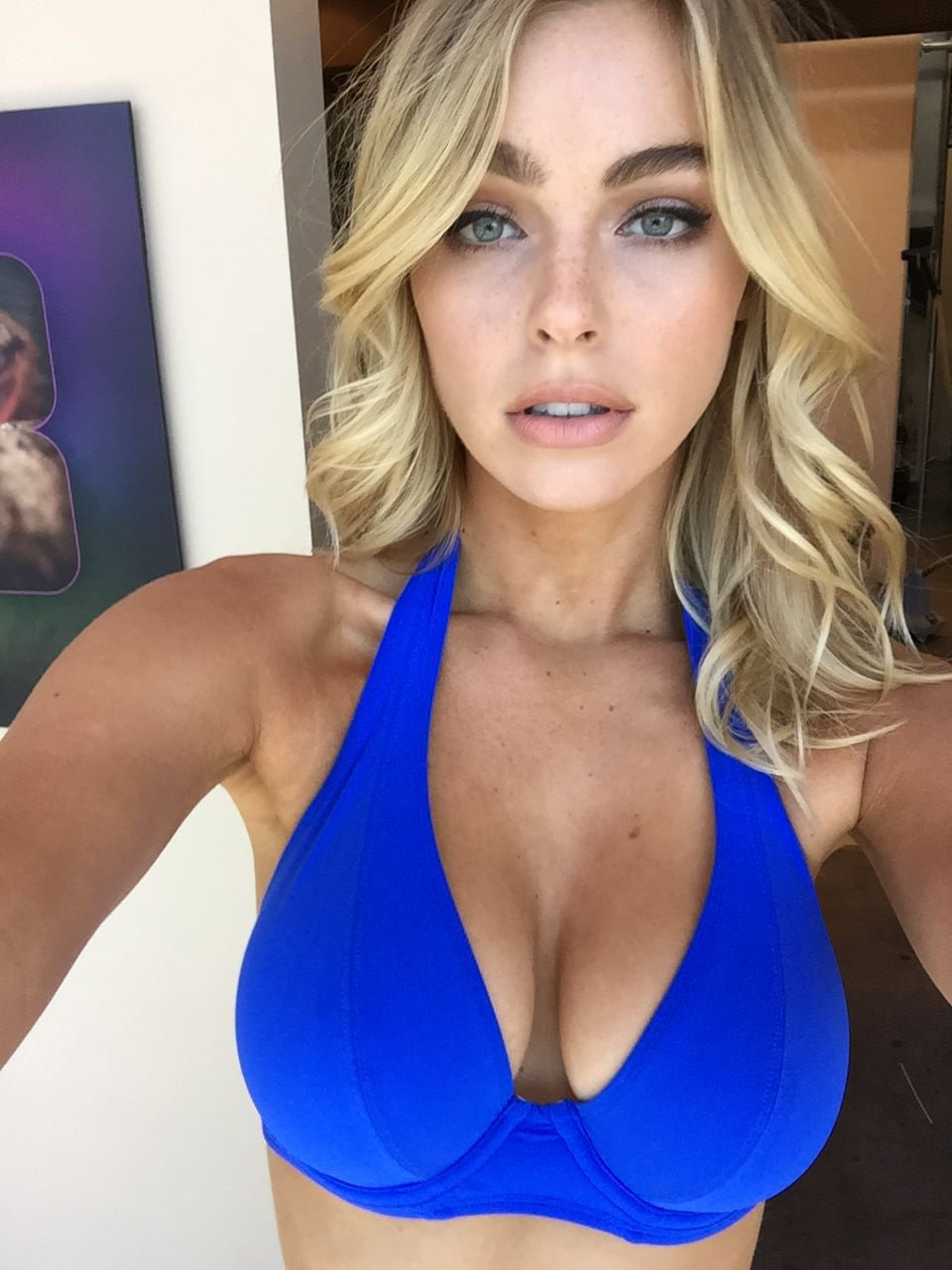 Elizabeth Turner Naked Body