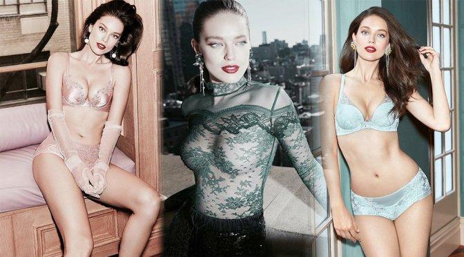 Emily DiDonato – La Clover Lingerie Photoshoot