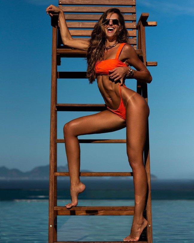 Izabel Goulart Sexy Bikini
