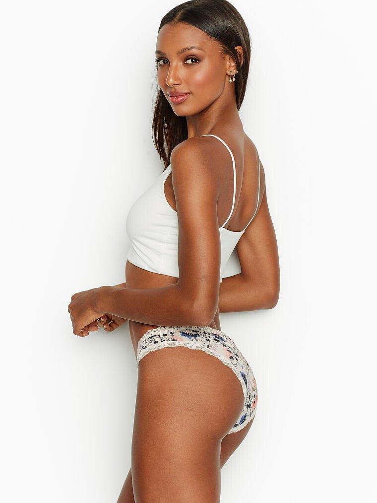 Jasmine Tookes Sexy In Lingerie