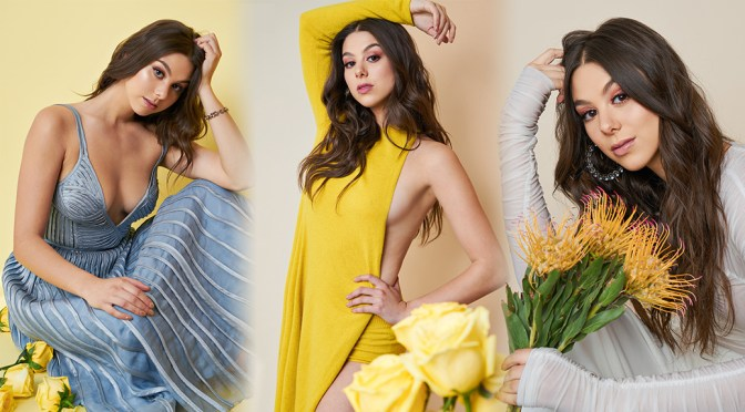 Kira Kosarin – Composure Magazine Photoshoot (March 2019)
