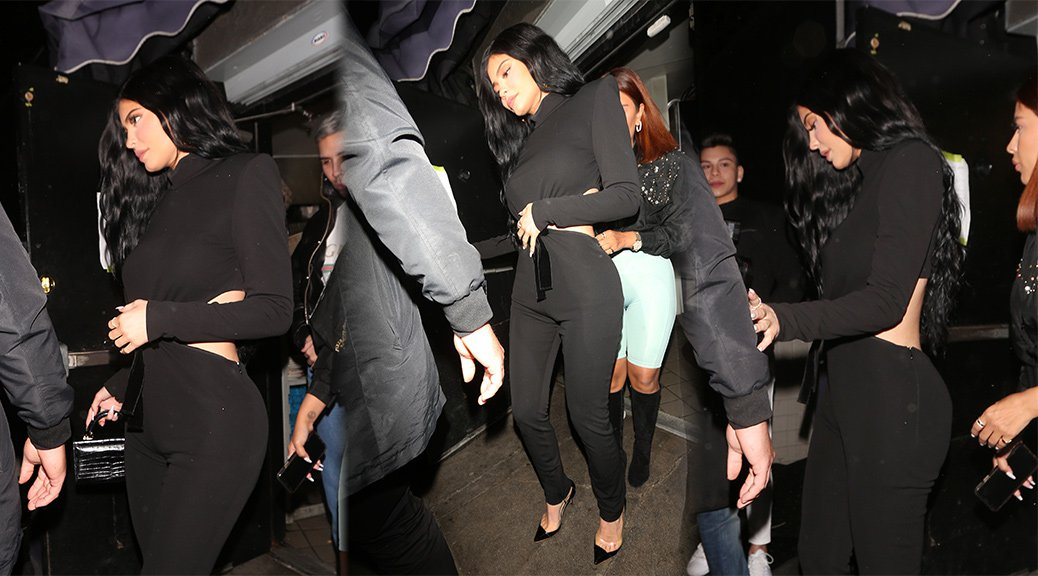 Kylie Jenner - Sexy Candids in West Hollywood