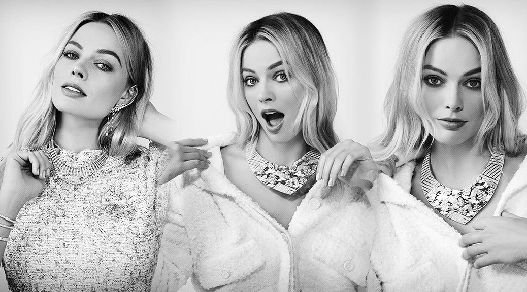 Margot Robbie - Sexy  Chanel Photoshoot