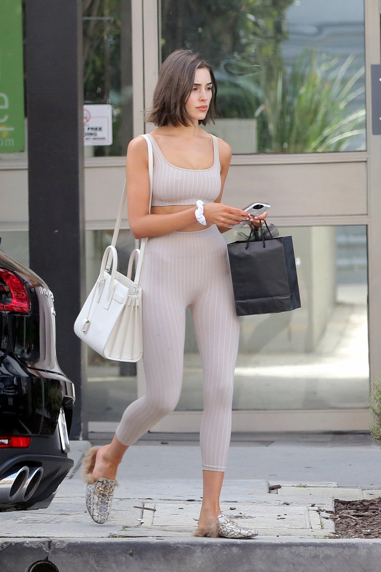 Olivia Culpo Sexy Fit Body