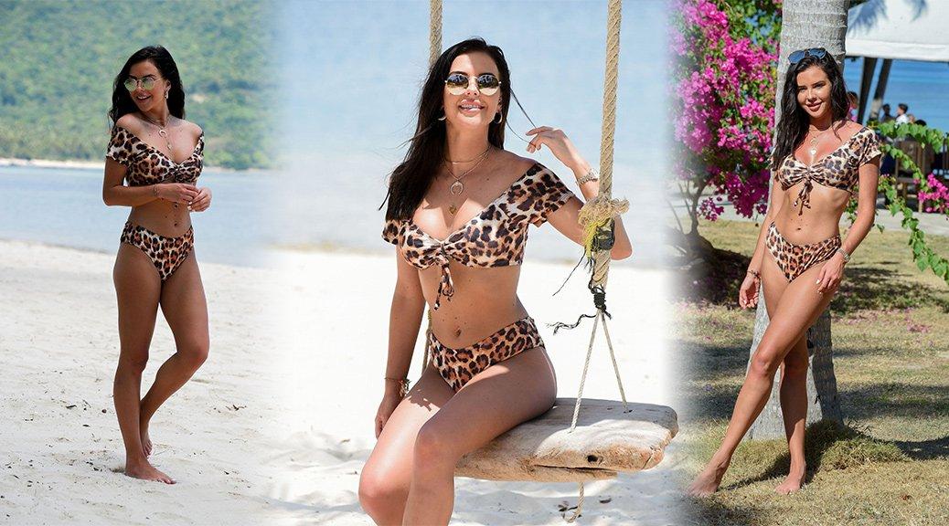 Shelby Tribble - Sexy Bikini Photoshoot in Thailand
