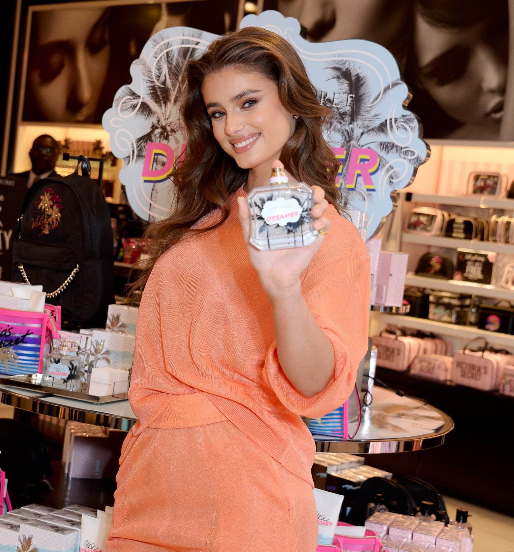"""Taylor Marie Hill – Victoria's Secret """"Tease Dreamer"""" Fragrance Launch In Los Angeles"""