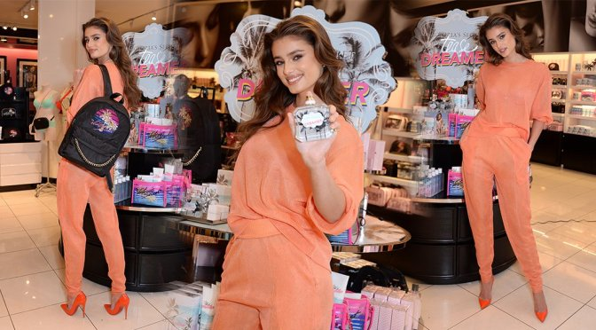 "Taylor Marie Hill – Victoria's Secret ""Tease Dreamer"" Fragrance Launch in Los Angeles"