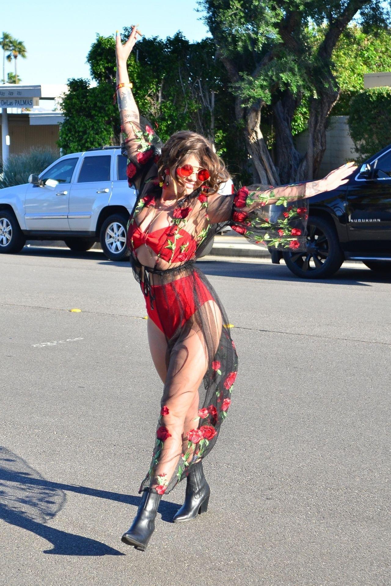 Chanel West Coast – Coachella Festival in Indio