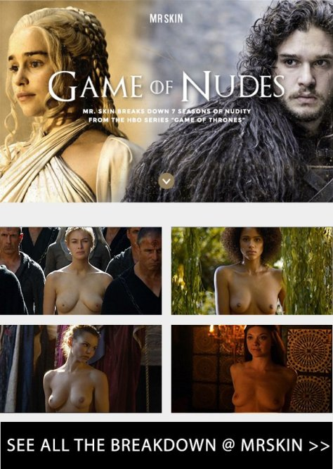 Game Of Thrones Nude Scenes Video