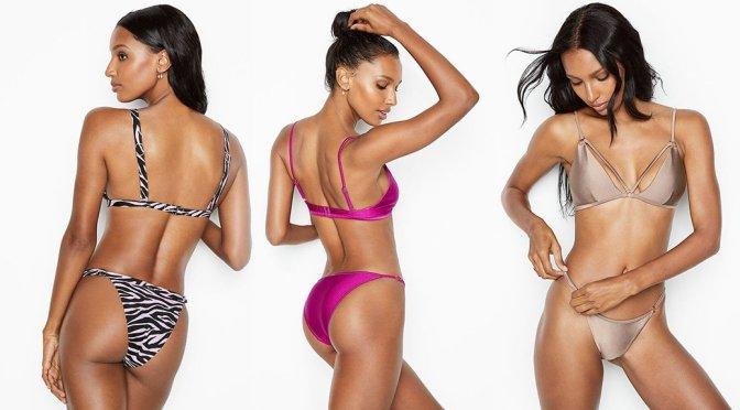 Jasmine Tookes – Victoria's Secret Bikini Photoshoot