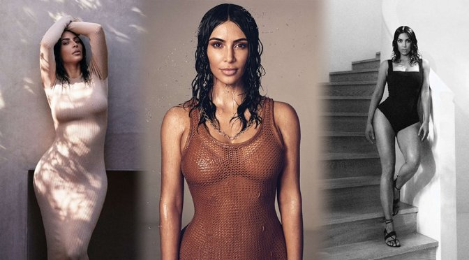 Kim Kardashian – Vogue Magazine Photoshoot (May 2019)