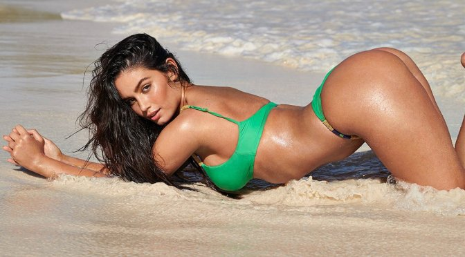 Anne de Paula – Sports Illustrated Swimsuit 2019 Photoshoot
