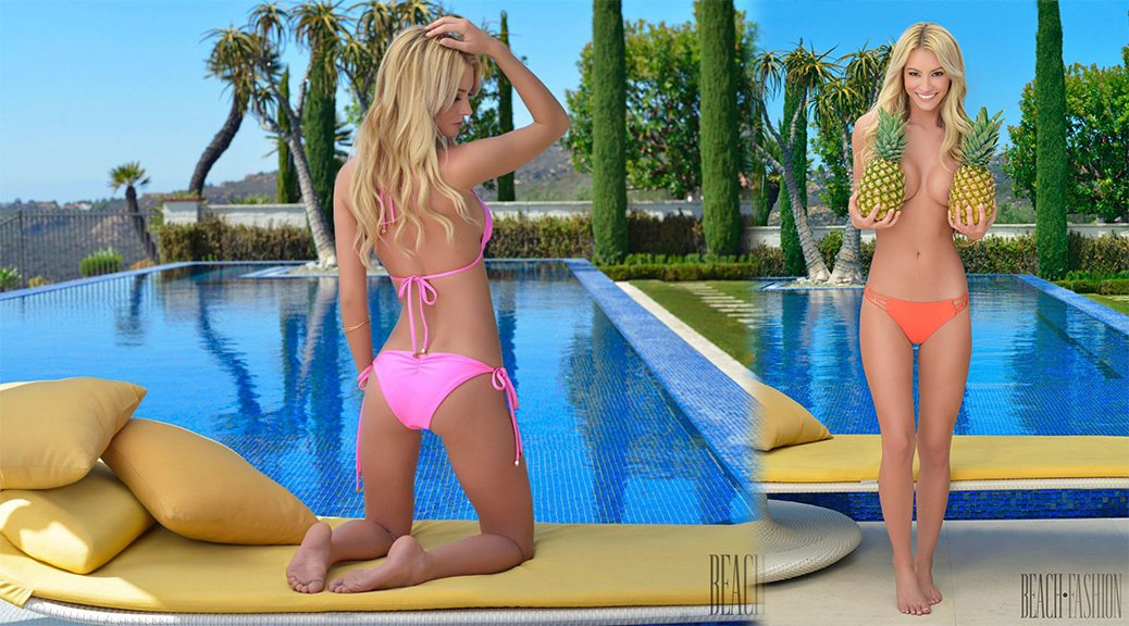 Bryana Holly - Lady Lux Luxury Swimwear